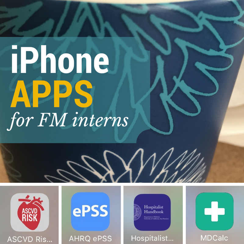 Family Medicine iPhone Apps