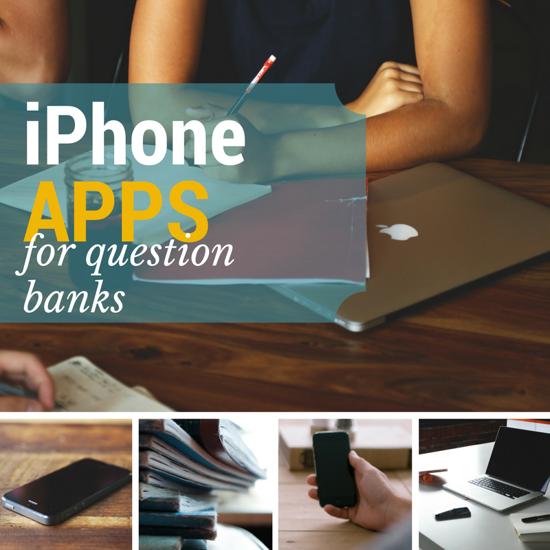 Question Bank iPhone Apps