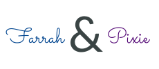 Signature for Farrah and Pixie