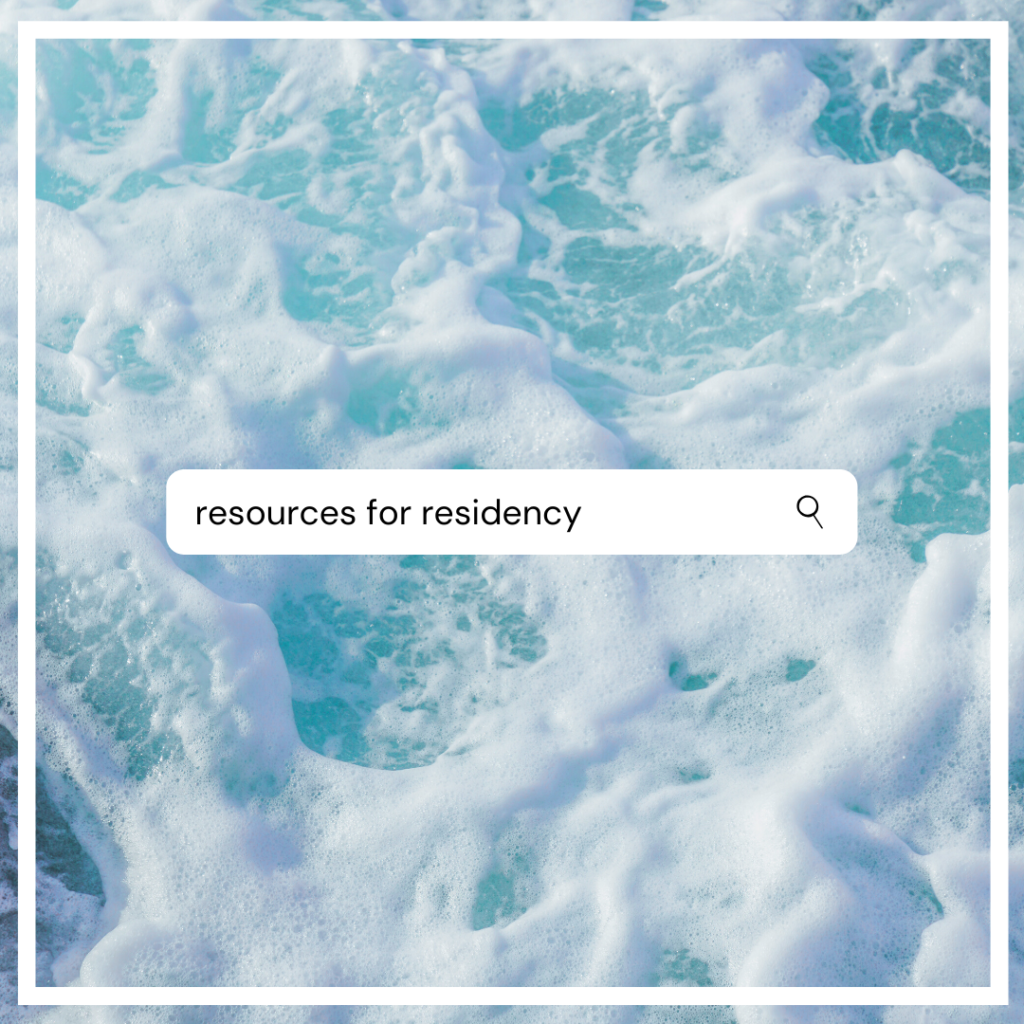 Resource for Residency